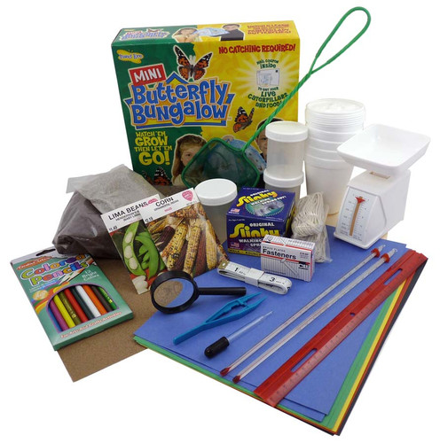 Lab Kit for R.E.A.L. Science Odyssey Life Science Level 1