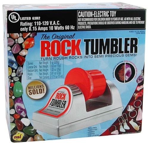 "the original ""rolling stones"" rock tumbler"