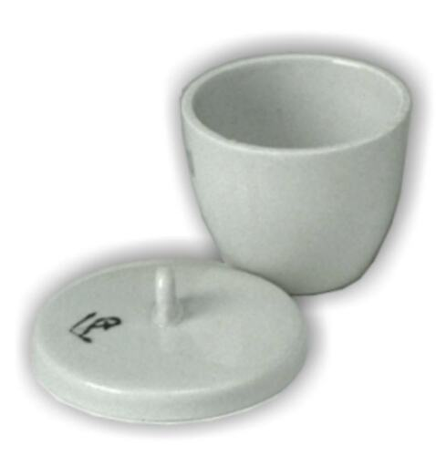 Crucible & Lid, 15 ml, high form