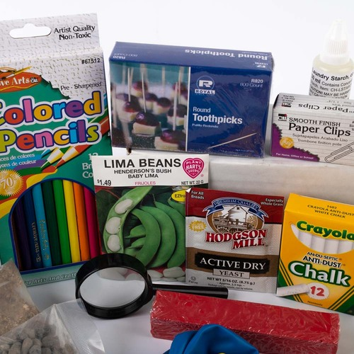 Lab Kit for Focus On Elementary Science Set