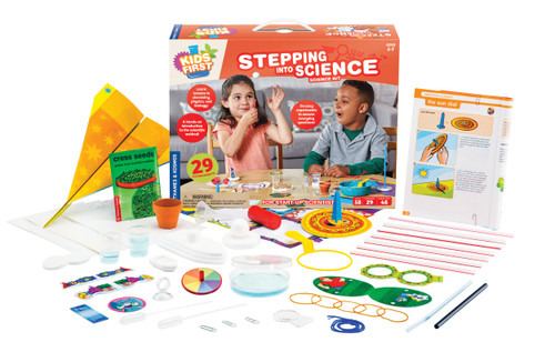 Thames & Kosmos Stepping into Science