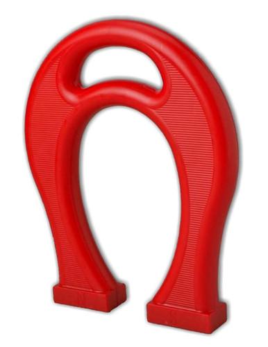 """Horseshoe Magnet, giant 8"""""""