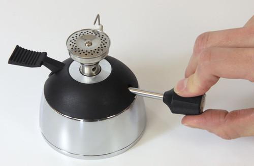 Portable Micro Lab Burner