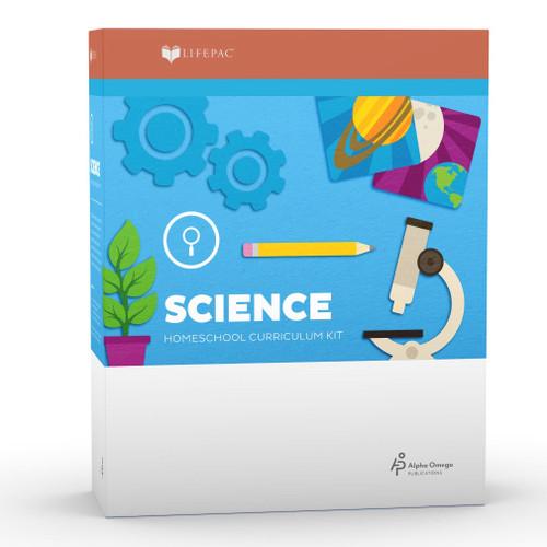LIFEPAC Science 2 Curriculum Set