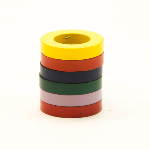 """Ring Magnets, 1-1/4"""" OD, 6 pack"""