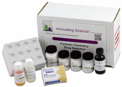 Forensic Chemistry Drug Detection Kit