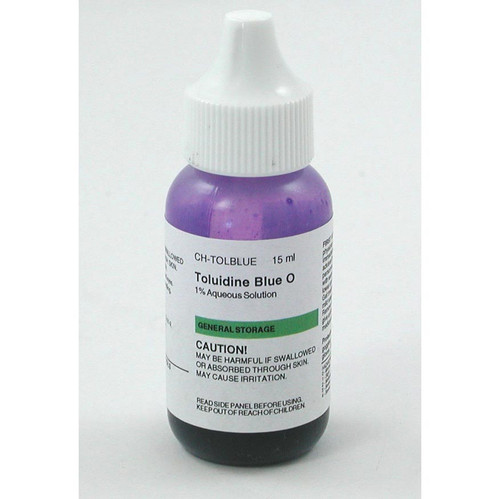 Toluidine Blue, 1%, 15 ml
