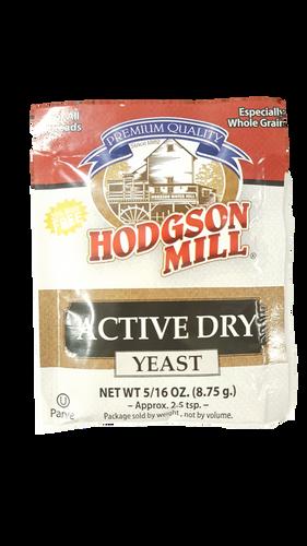 Yeast, packet