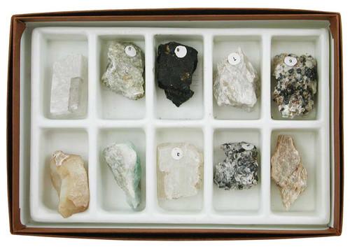 Fluorescent Mineral Set, Longwave