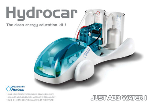 Hydrocar Fuel Cell Car