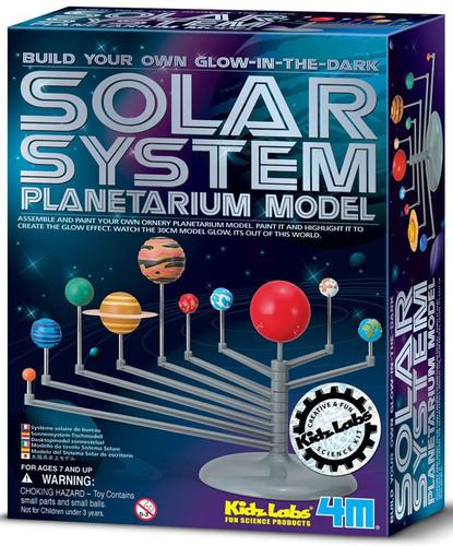 4M Solar System Planetarium Model Kit