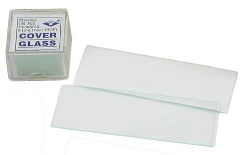 gram staining slide coverslips and plain glass slides