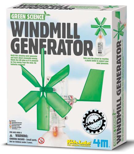 4M Windmill Generator Kit