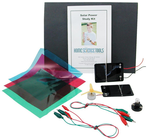 Solar Power Study Kit