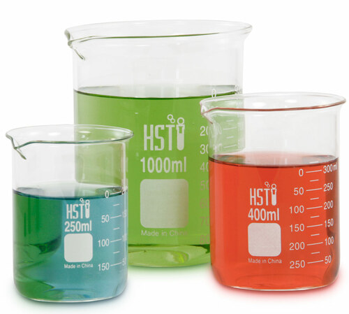 Individual HST Beakers