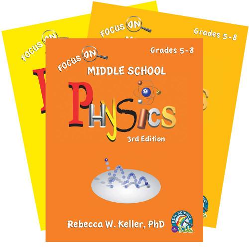 Focus On Middle School Physics Set