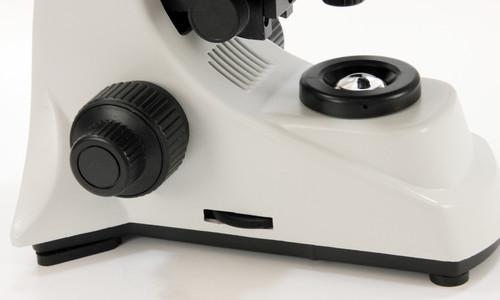 binocular microscope base