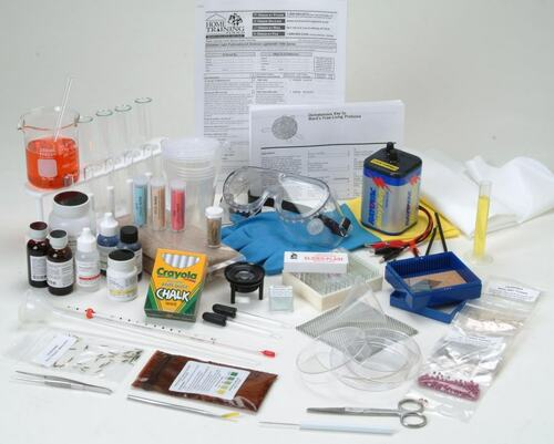 Lab Kit for Christian Light Science Grade 10