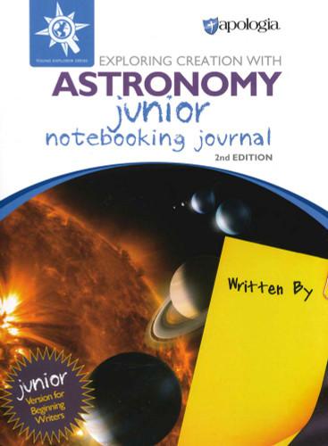 Apologia Astronomy Junior Notebook