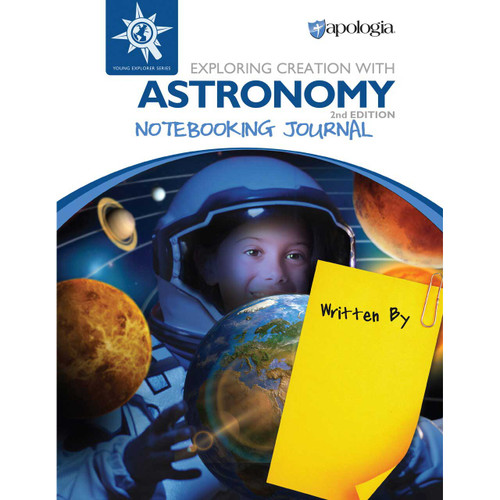 Apologia Astronomy Notebook