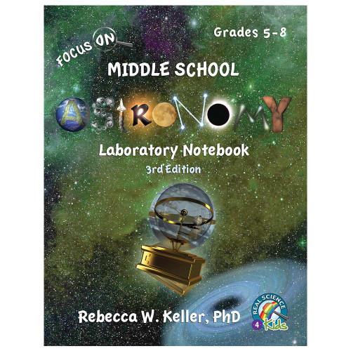 Focus On Middle School Astronomy Lab Workbook