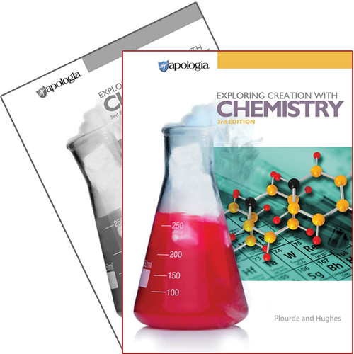 Apologia Chemistry - Text, Tests, & Key