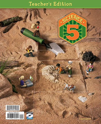BJU Press Science 5 Teacher's Edition
