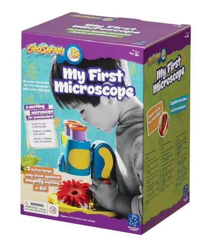 Geosafari My First Microscope