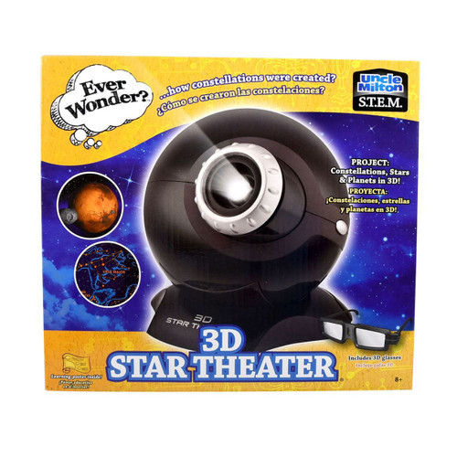 uncle milton 3d star theater box