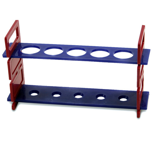 Test Tube Rack, 5 holes, large