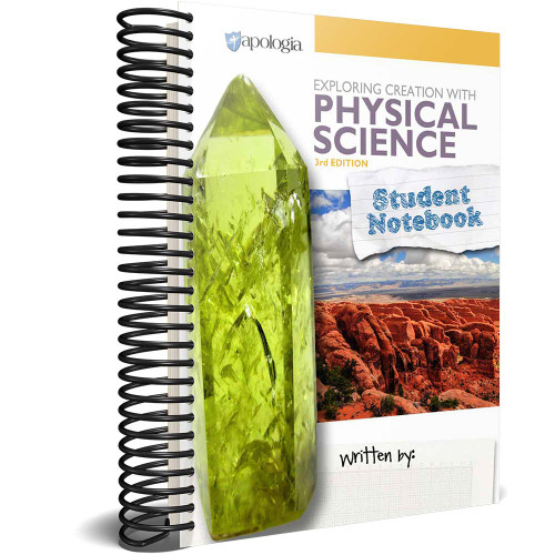 Apologia Physical Science Student Notebook