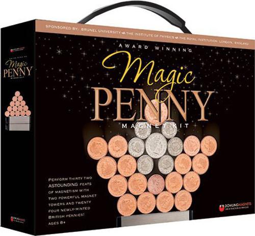 Magic Penny Magnet Kit