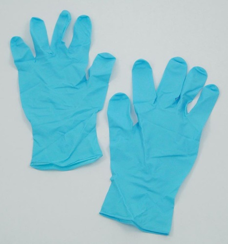 Gloves, Nitrile, Size Small, 50 Pairs