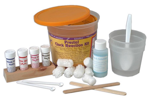Clock Reaction Kit