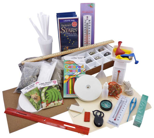Lab Kit for R.E.A.L. Science Odyssey Earth & Space Science Level 1