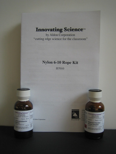 Nylon Synthesis and Rope Trick Kit