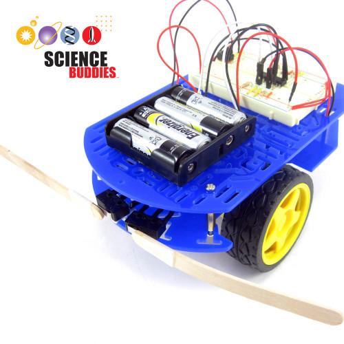 BlueBot 4-in-1 Robotics Kit