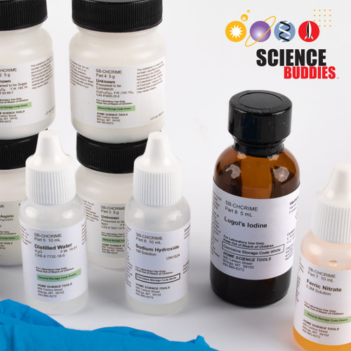 Crime Scene Chemistry Kit
