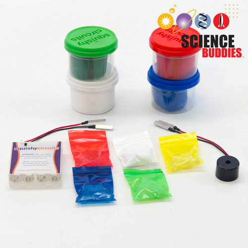 Electric Play Dough Kit