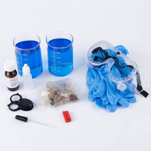 Lab Kit for use with Novare Earth Science