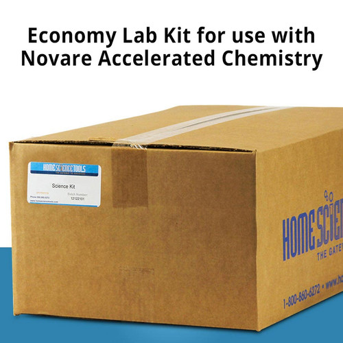 Economy Lab Kit for use with Novare Accelerated Chemistry