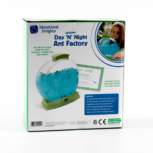 Day 'N' Night Ant Factory