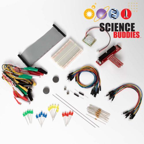 Circuit Building Kit for Raspberry Pi