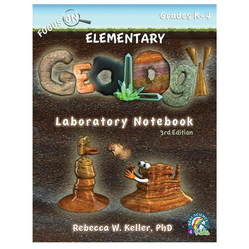 Focus On Elementary Geology Lab Workbook, 3rd Edition