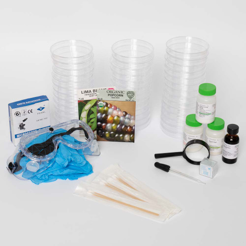 Starter Lab Kit for Focus On Middle School Biology