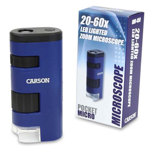Pocket Microscope, LED, 60X