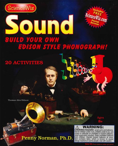 Science Wiz Sound Kit