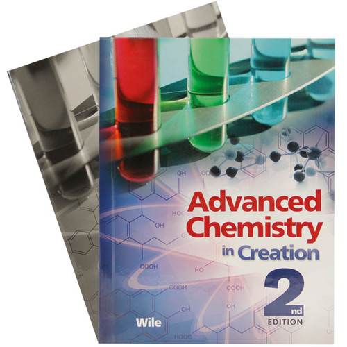 Apologia Advanced Chemistry - Text, Tests, & Key