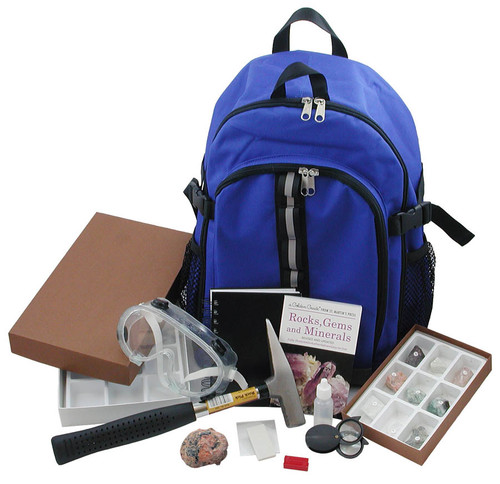 Rock Hound's Backpack Kit