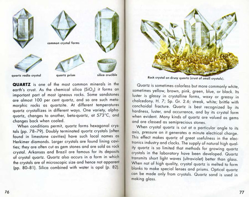 Rocks Minerals & Gems Golden Guide